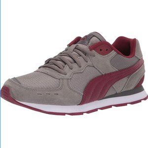 PUMA Vista Sneakers Retro Burgundy Grey